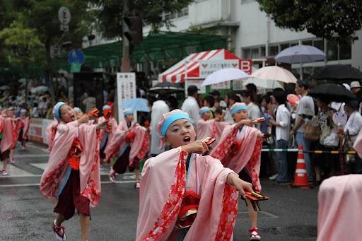 本祭2日目 追手筋本部競演場  19     D-15831