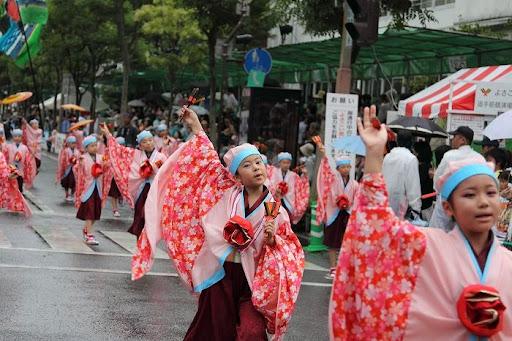 本祭2日目 追手筋本部競演場  25     D-15848