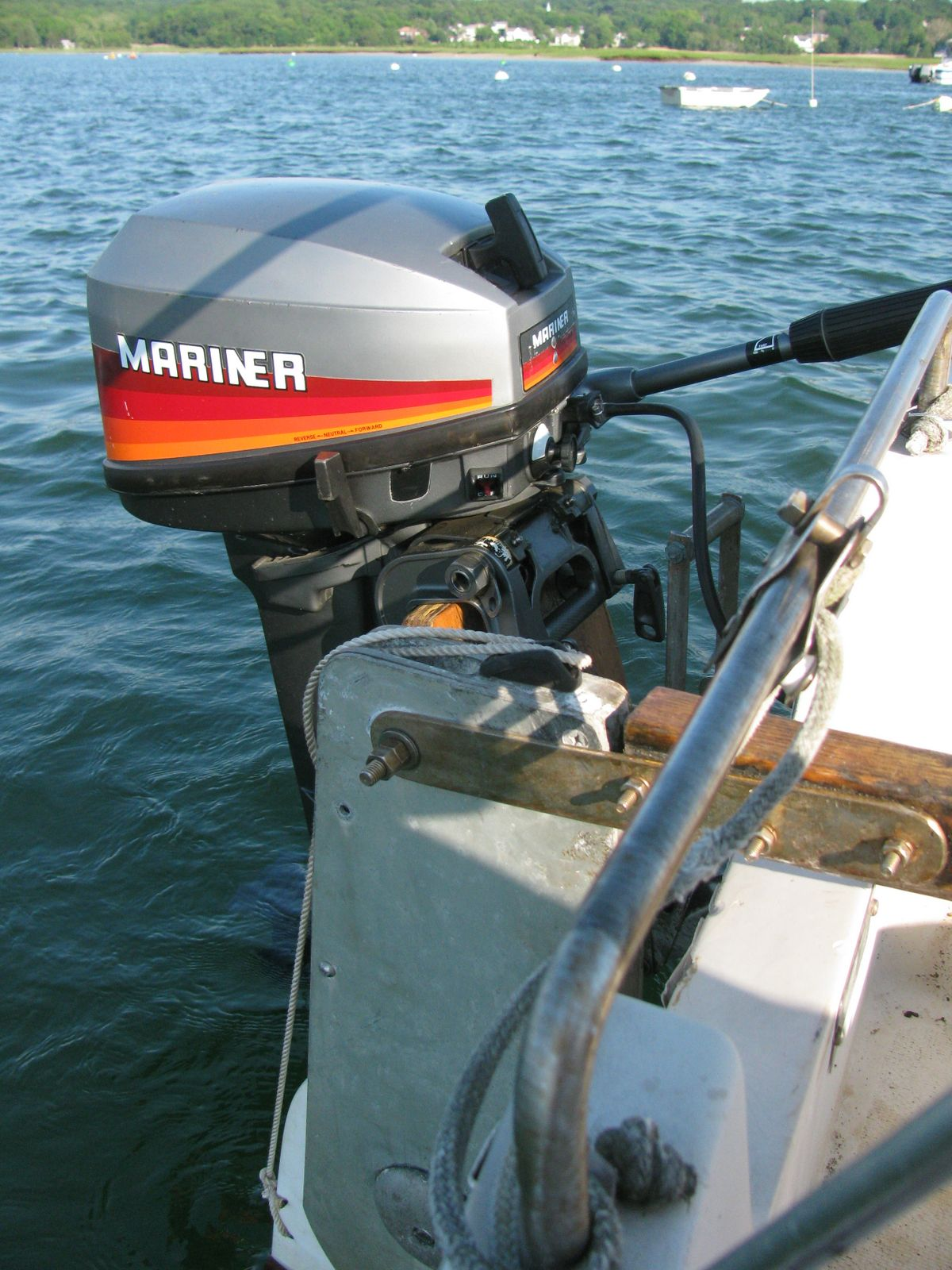лодочные моторы маринер