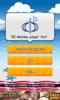 Screenshot of Pinoy Logo Quiz