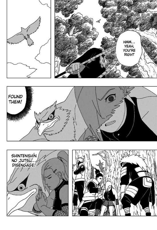 Naruto Shippuden Manga Chapter 332 - Image 08