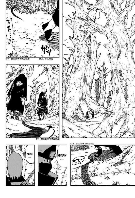 Naruto Shippuden Manga Chapter 332 - Image 10