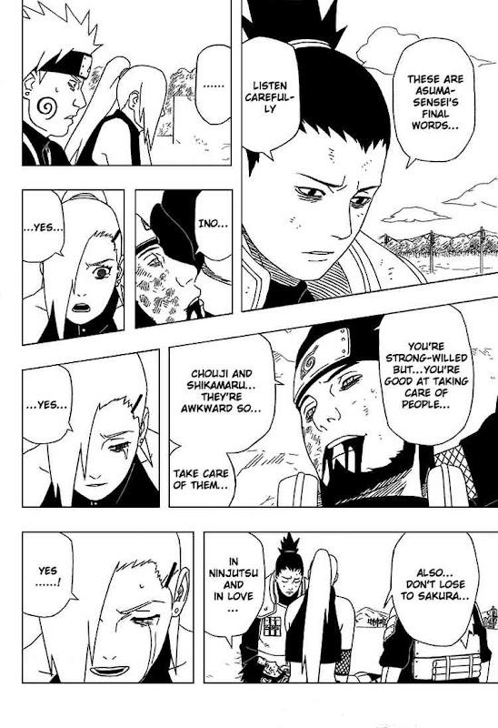 Naruto Shippuden Manga Chapter 328 - Image 06