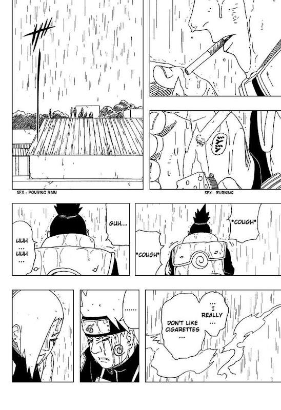 Naruto Shippuden Manga Chapter 328 - Image 16
