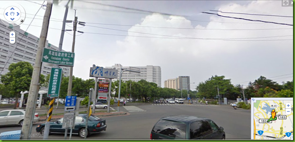 澄清會館街景1