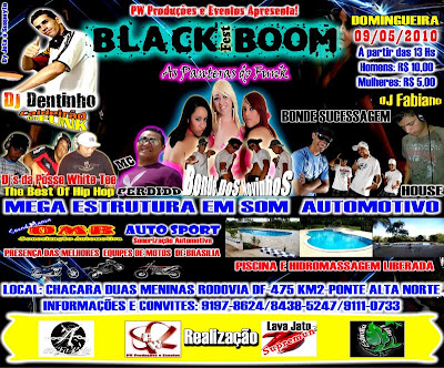 BLACK FEST BOOM