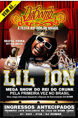 LIL JON - MEGA SHOW DO REI DO CRUNK