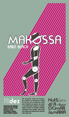 MAKOSSA Baile Black - 19 de dezembro