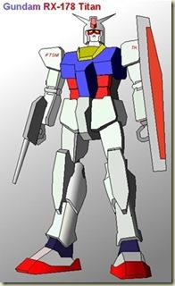 Gundam RX-178 Titan