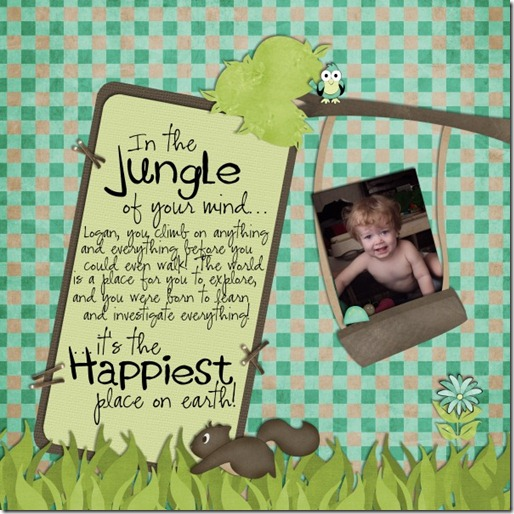 Jungle Small