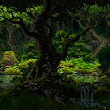 Live Wallpaper - Deep Forest icon