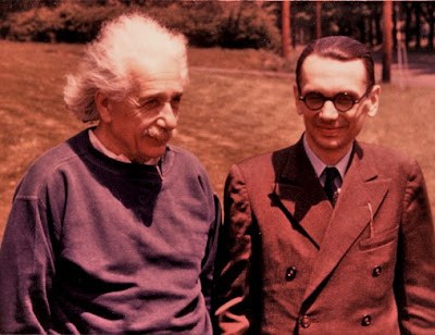 Gödel and Einstein developed a close friendship – relativity is an important concept in different ways in the work of both men