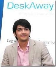 CEO-DeskAway-Sahil
