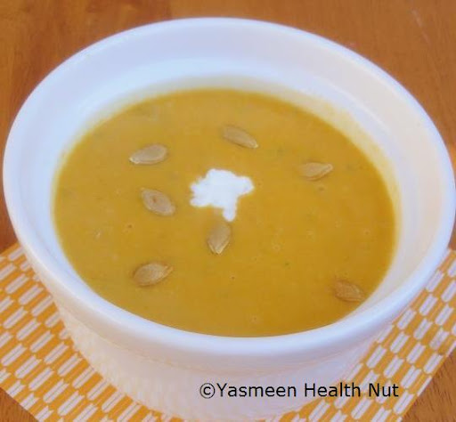 Roasted butternut squash soup with greek yogurt the butternut squash is among the staple winter squashes available through the seasona member of pumpkin family butter squash has smooth almost buttery forumfinder Image collections