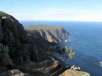 Cape Raoul from Lookout Photo