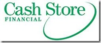 CashStore Financial Logo
