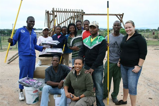 Singita Kruger National Park Team Giving Back.