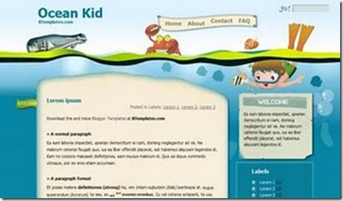 Ocean-Kid