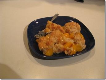 Peach Cobbler 024