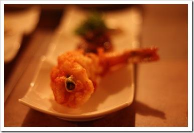 tempura crab
