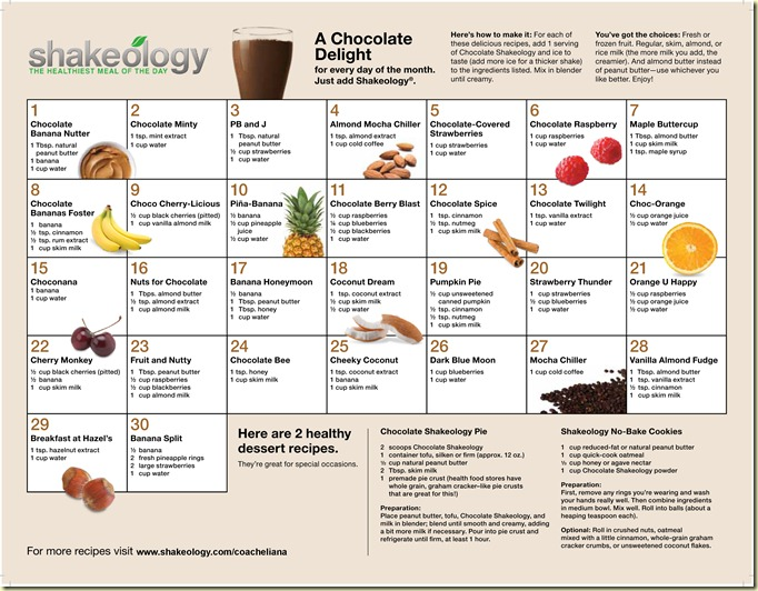 shakeology_recipe_calendar-30_days_of_recipes-1 Chocolate Eliana's Website cropped copy