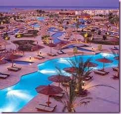 Hurghada, Egypt - Hilton Long Beach Resort Hotel3