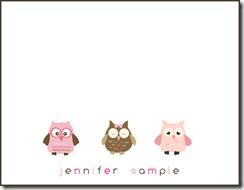 SAMP pk-brn owl trio nrcds