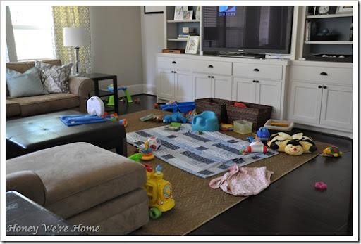 Where Are All The Toys Home Design Interior
