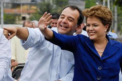 Eleicoes 2010-Dilma 13-Carreata no Rio de Janeiro