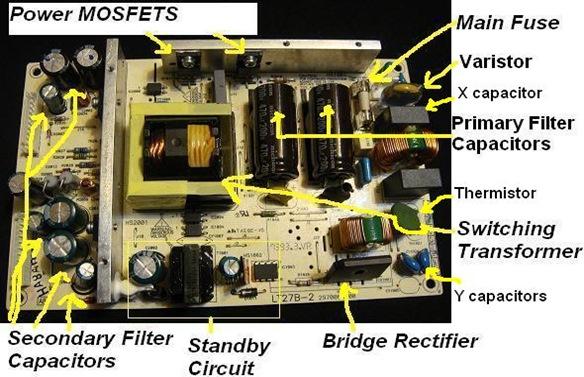 tv lcd repair: Troubleshooting & Repairing LCD TVs