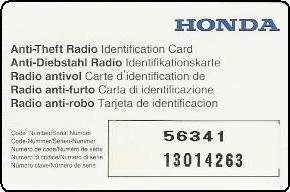 honda-IDCard