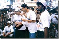 Bharat Parikrama team
