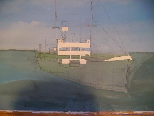 hobby peinture - Peinture maritime : nouveau hobby ? IMGP2778