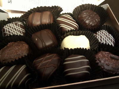 See's CANDIES TRUFFLES