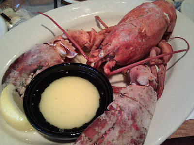Medium-Sized Lobster