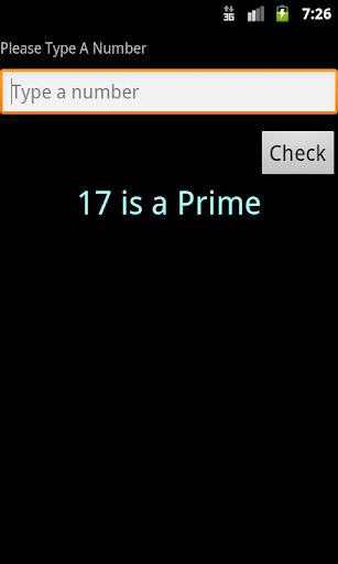 Prime Checker