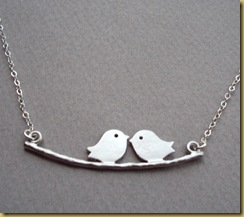 birdies necklace