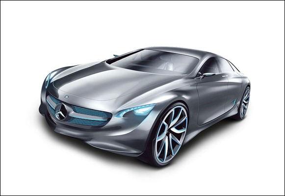 Mercedes revela imagens do novo conceito Aesthetics 2025