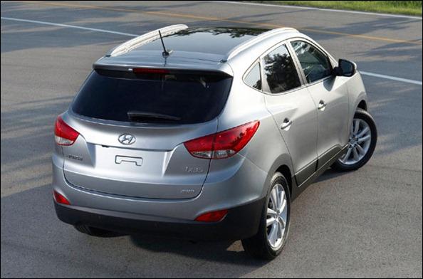 Confirmado: Hyundai vai montar o ix35 no Brasil em 2012