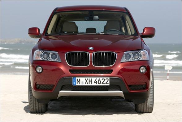 Novo BMW X3 é lançado no Brasil