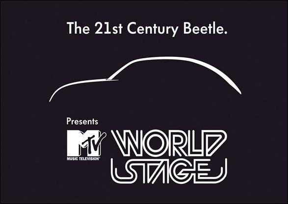 VW vai revelar o Novo Beetle 2012 no dia 18 de abril