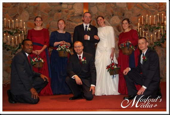 DSC_0745Couple with bridal party