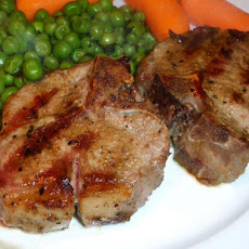 Spice-Rubbed Lamb Chops (Pan Sauteed)