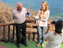 Entrevista de la Agencia EFE a Eutimio Busta