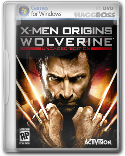 X-Men Origins Wolverine[PC][MU/FB][Partes.De.990MB]