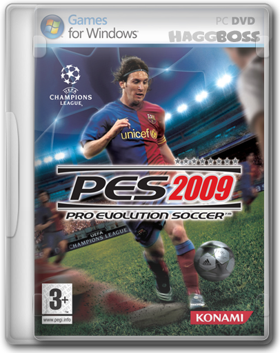 Pro Evolution Soccer 2009[Pc][Partes.De.950][MU/FB/UP]