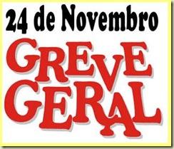 GREVE GERAL 24 NOVEMBRO