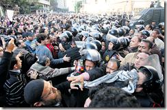 MANIFESTAÇÃO NO EGIPTO