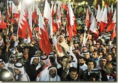 BAHRÉIN-PROTESTAS
