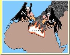 agressão à Líbia
